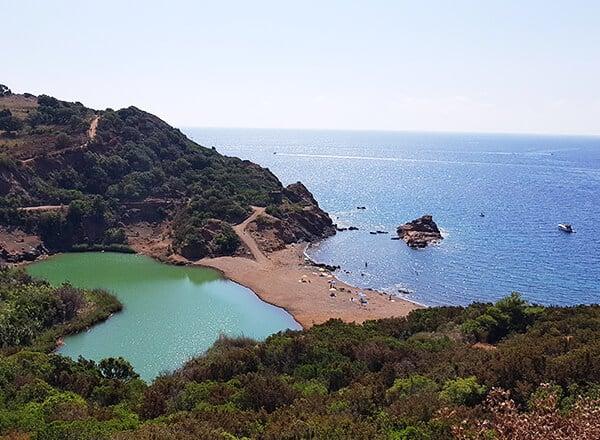 Cestovanie po Taliansku - Elba