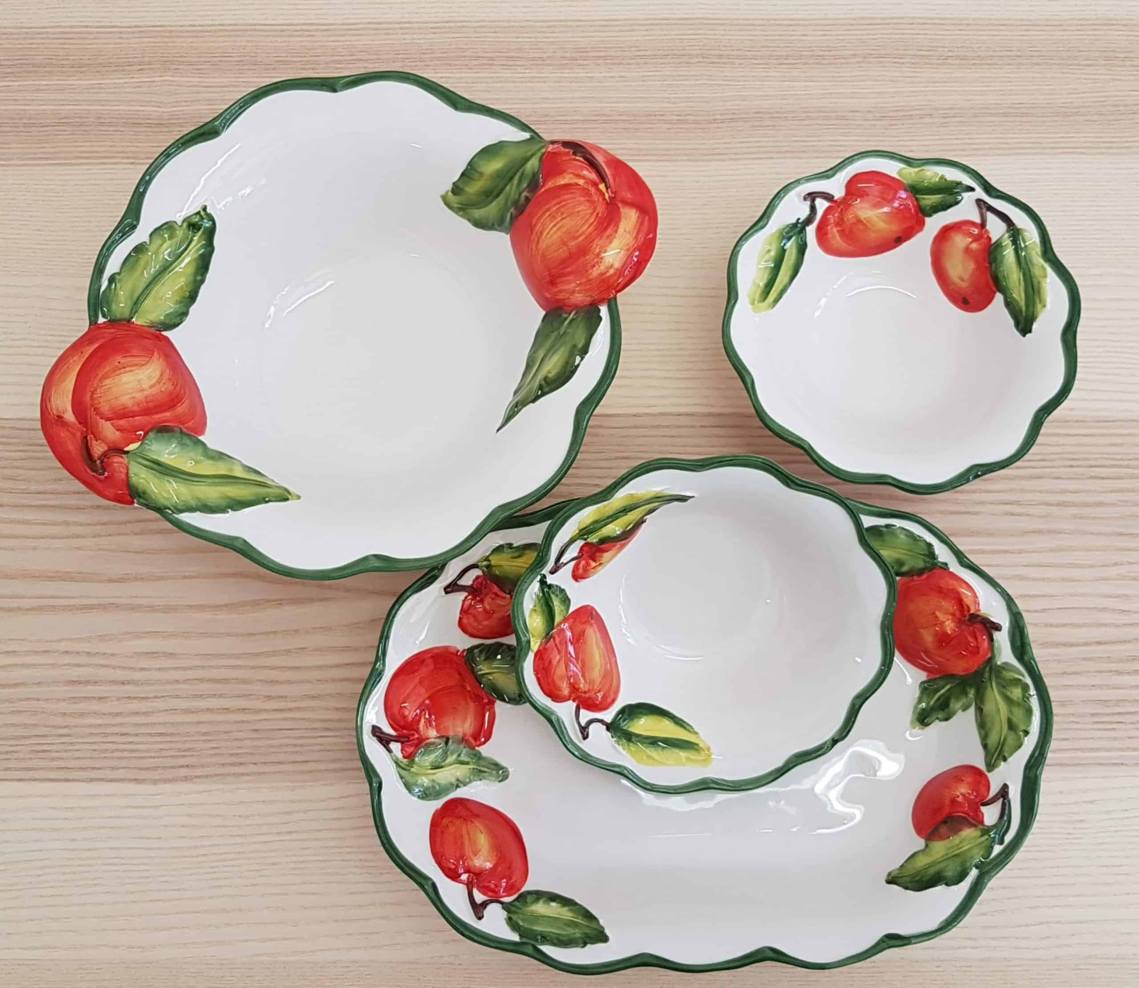 Misa z keramiky na ovocie MELE
