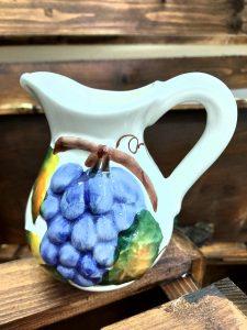 Keramický džbán, krčah, karafa na vodu a víno