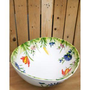 Misa z keramiky na šalát LÚKA