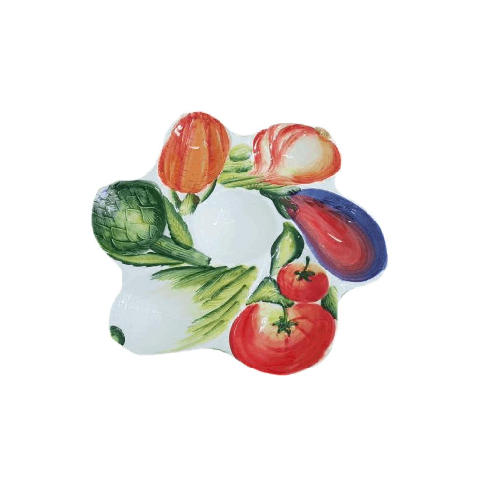 Keramická misa na zeleninu ANTIPASTIERA 6