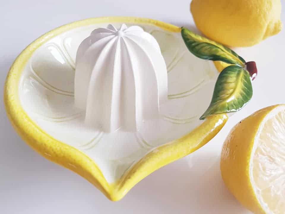 Keramický odšťavovač citrusov CITRÓN