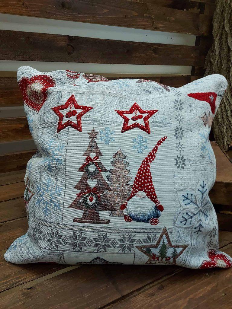 Vianočné návliečky na vankúš