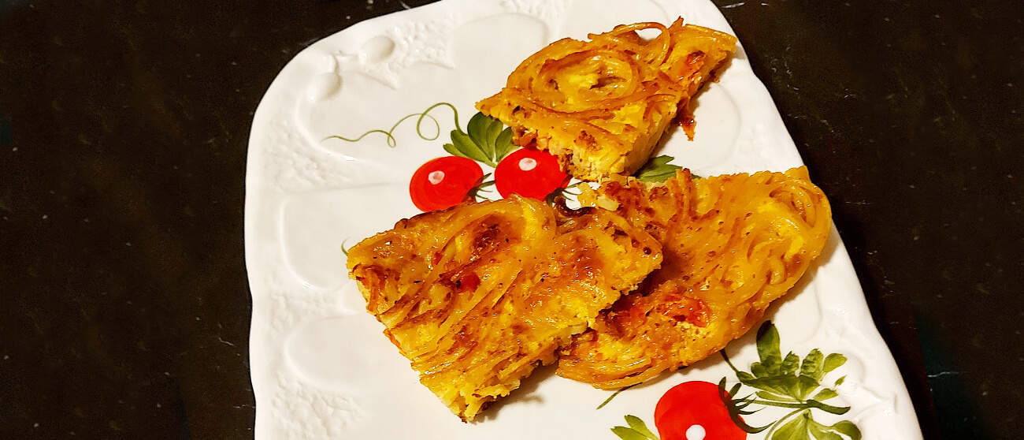 Talianska frittata - recept