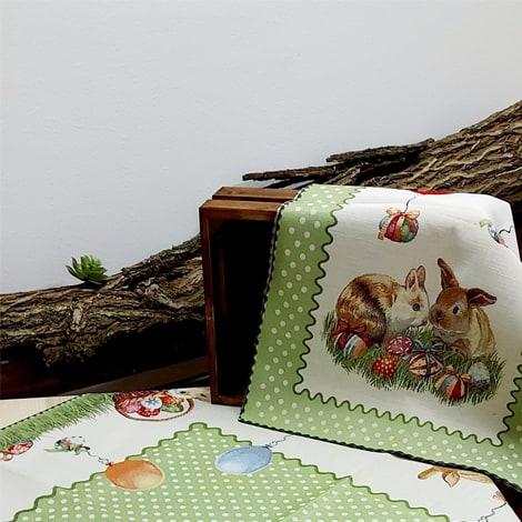 Taliansky textil - inšpirácia