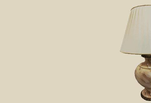 Lampy a bytové doplnky