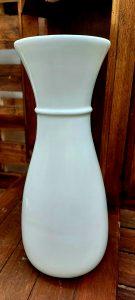Keramický biely džbán, karafa na víno, vodu