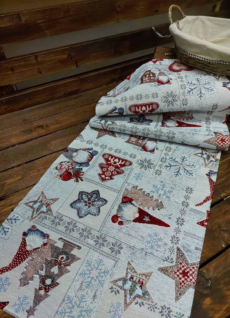 Vianočné a veľkonočné štóle – gobelín a bavlna