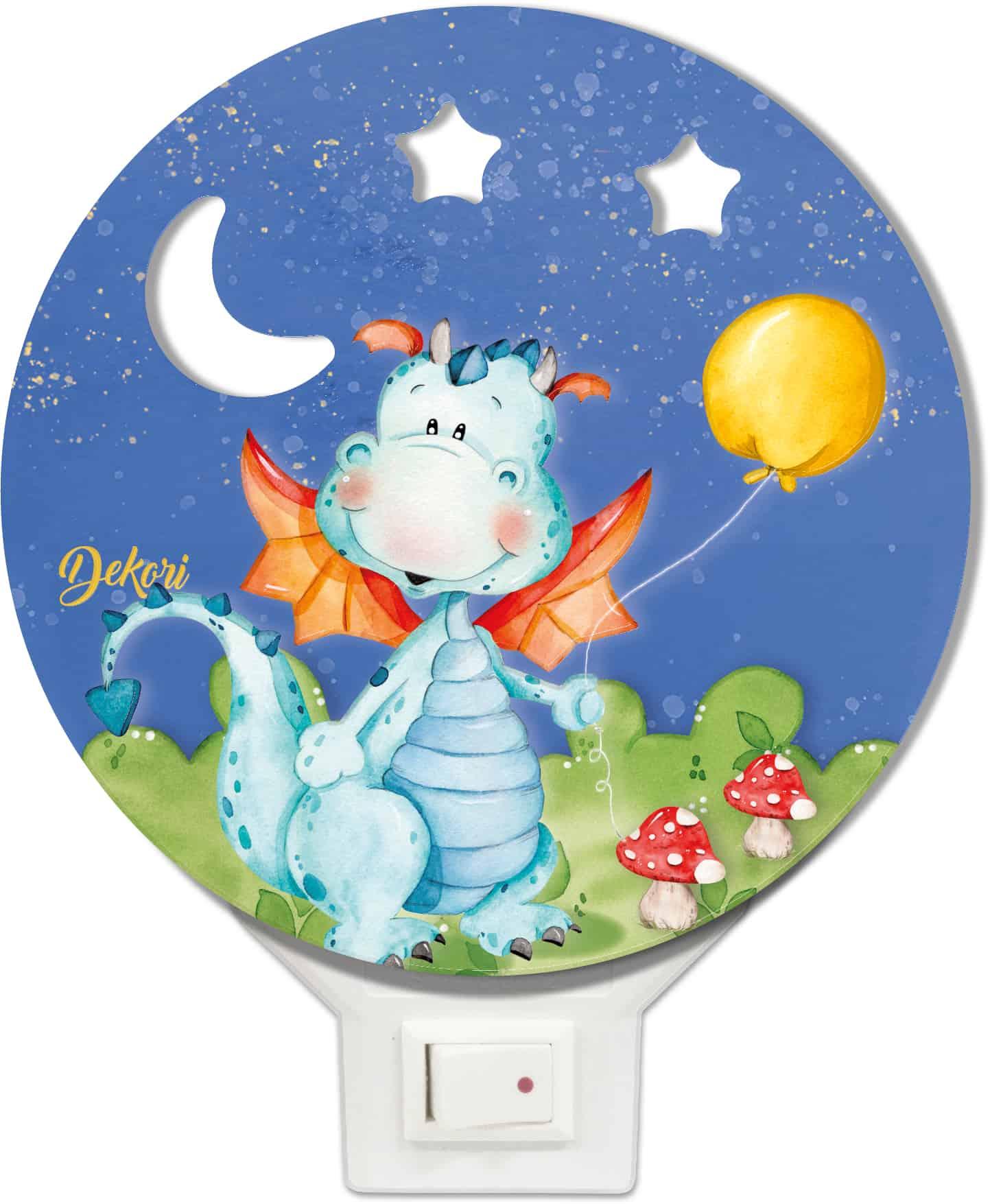 Nočné svetielko sladké sny DRÁČIK