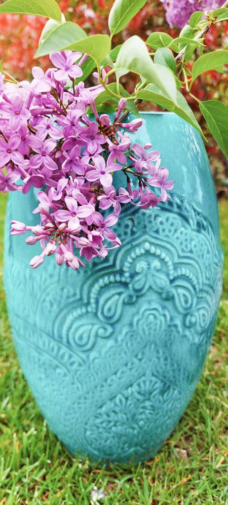 VÁZA z keramiky rôzne farby