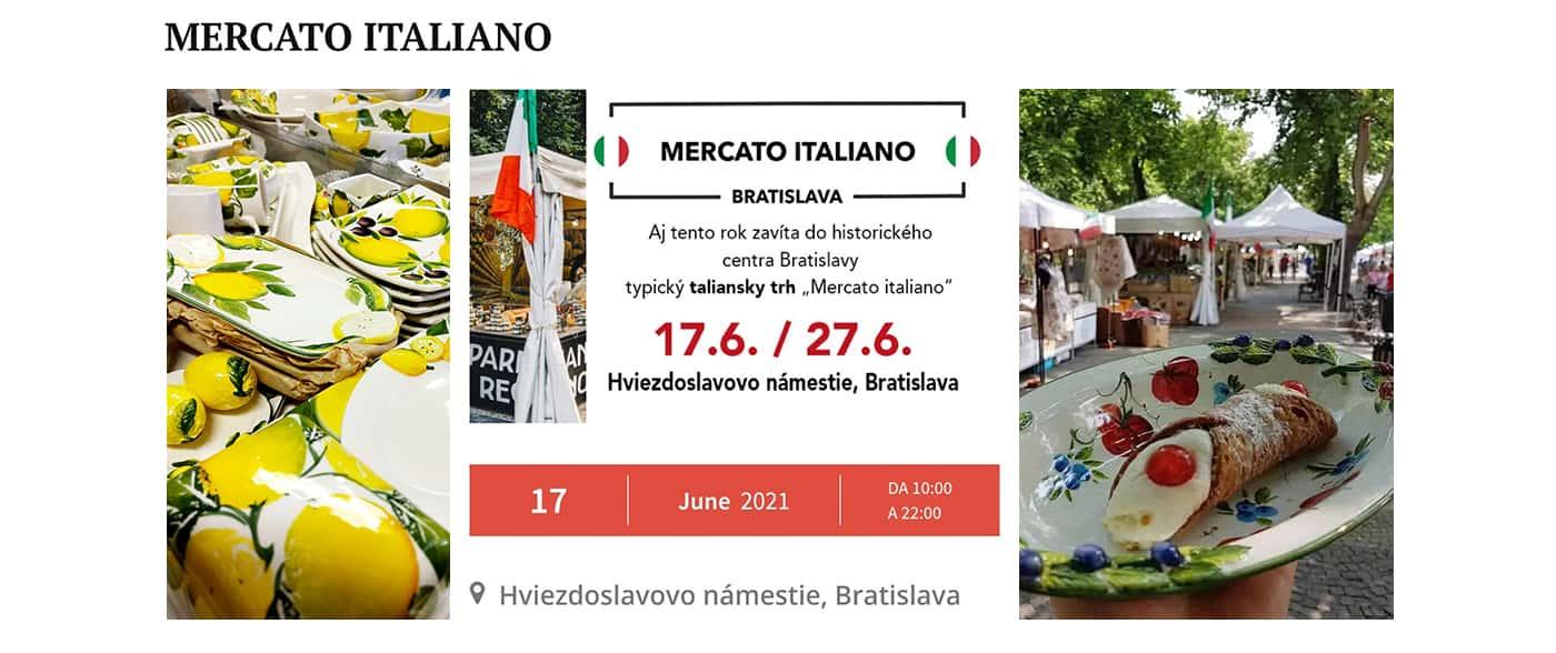Taliansky trh 2021