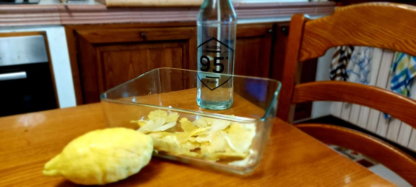 Limoncella - recept